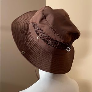 EUPHIE YING Unisex Outdoor Cotton Summer Shade hat